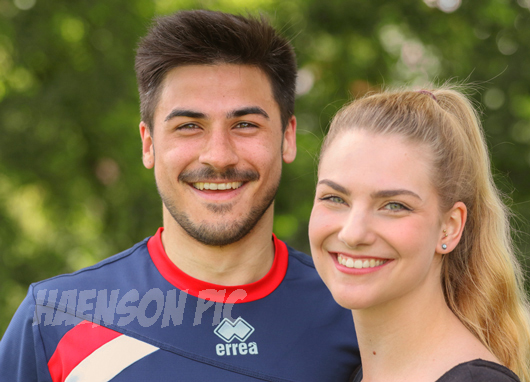 Daniel-Höfle-mit-seiner-hübschen-Freundin