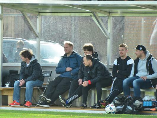 SC-Schwarzach-Trainerbank