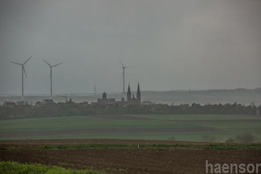 Gerolzhofen-im-Regen