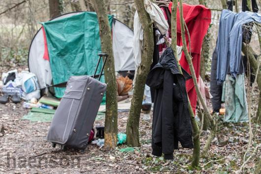 Kitzingen Obdachlosenplatz