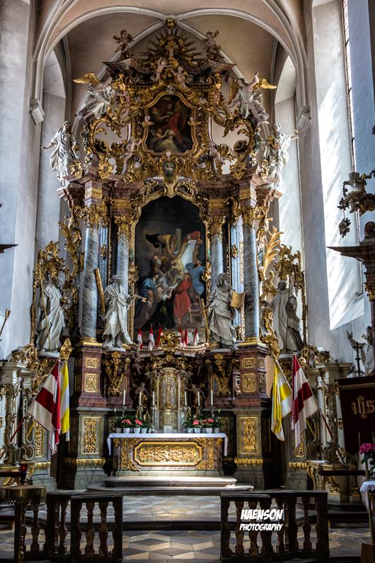 Kartäuserkloster-Tückelhausen-Pfarrkirche