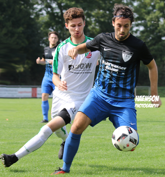 Andreas-Flockerzi-TSV-Unterpleichfeld-Philipp-Hummel-TSV-Abtswind--duell