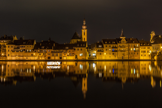 Kitzingen-bei-Nacht