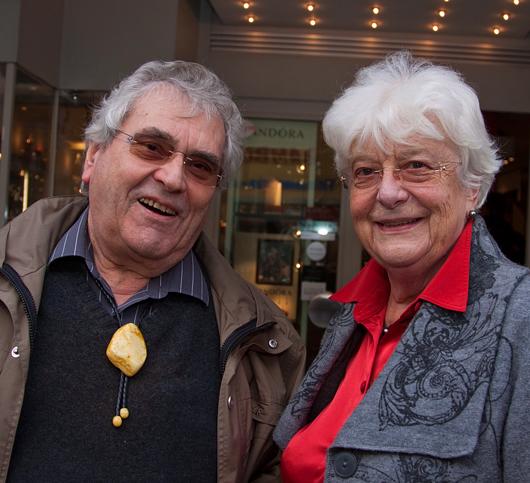 Eugen und Grete Herbach