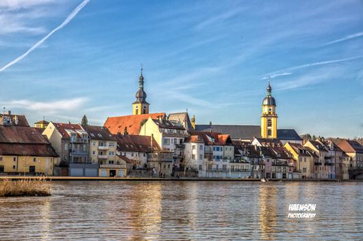 Kitzingen-am-Main-Waterfront