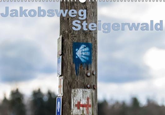 Jakobsweg-Steigerwald